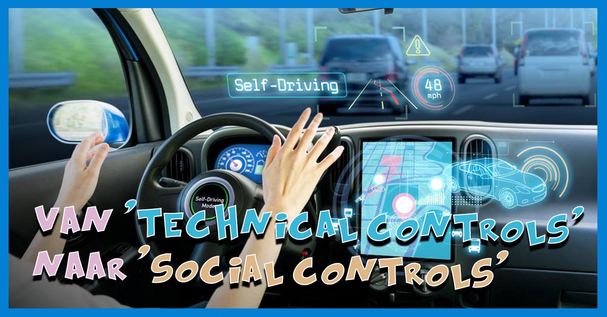 van technical naar social